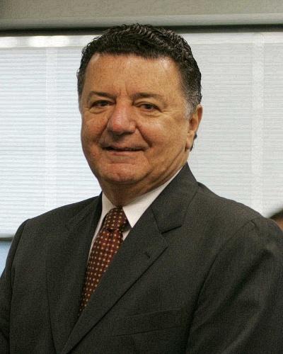 Arnaldo César Coelho, comentarista e ex-árbitro de futebol
