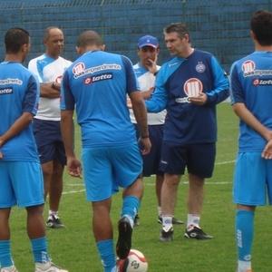 Márcio Araújo, ex-Bahia, também foi descartado