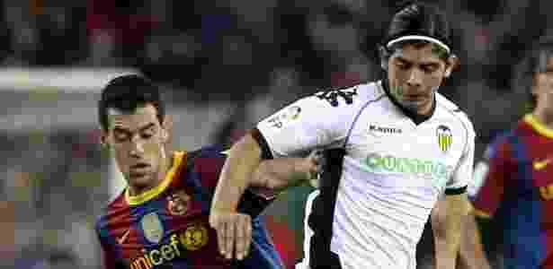 Jogador do Valencia é atropelado pelo próprio carro  veja as lesões ... dcc86b66aae28