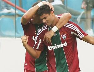 Gum, que chegou ao Fluminense em 2009, ganhou aos poucos a confiança da torcida do Fluminense