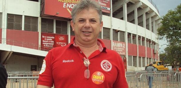 Pedro Affatato, candidato a presidente do Inter pela situação do clube