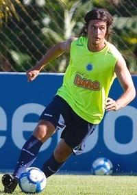 Prediger só treinou, mas não jogou pelo Cruzeiro e já foi embora