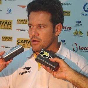 Rodrigo Paulista foi indica pelo técnico Argel (f)