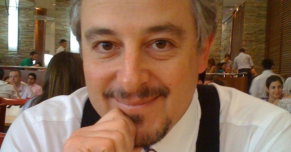 Paulo Nobre, candidato à presidência do Palmeiras