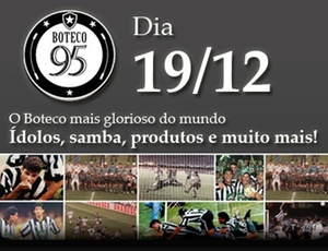 Site oficial do Botafogo