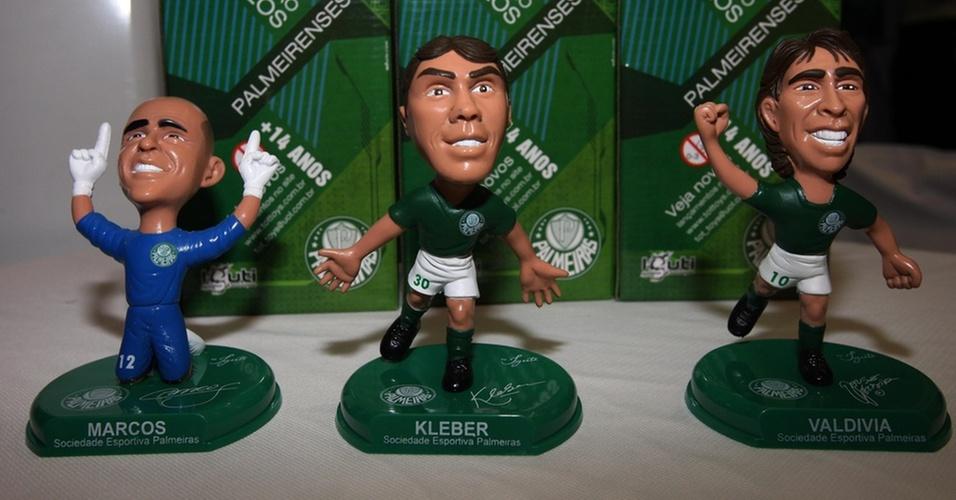 Miniaturas de Marcos, Kleber e Valdivia
