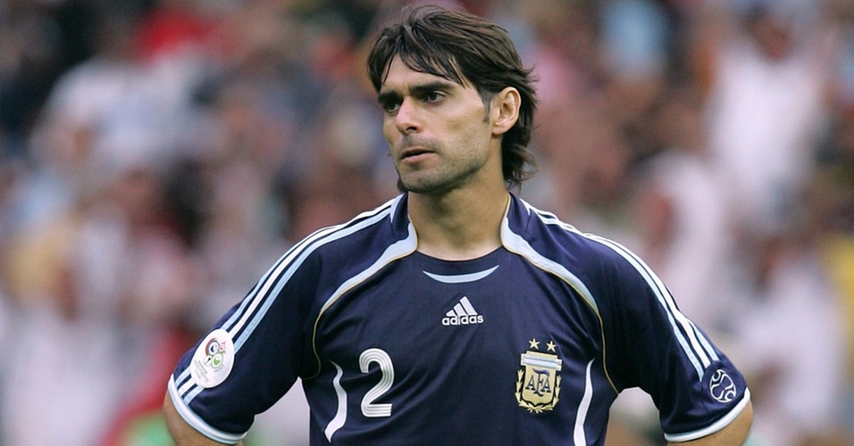 Roberto Ayala, jogador de futebol da Argentina