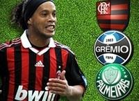 Selo para Escale seu Time com Ronaldinho