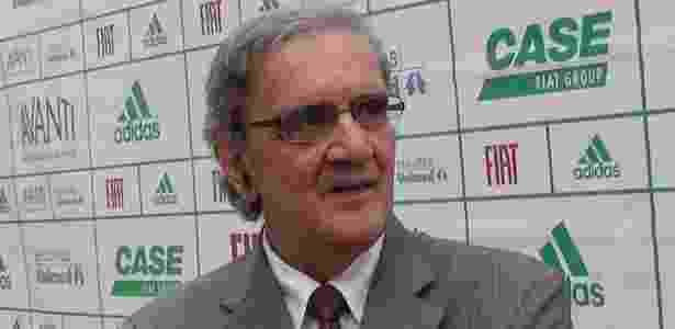 Belluzzo esteve à frente do Palmeiras entre 2009 e 2010 - Paula Almeida/UOL Esporte