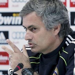 José Mourinho concede entrevista coletiva