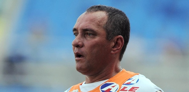 PC Gusmão durante a passagem pelo Vasco, na temporada 2011
