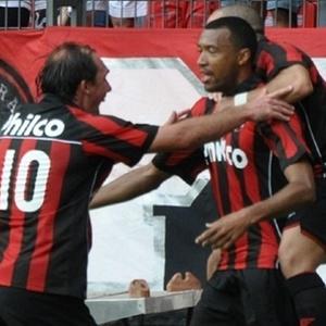 Paulo Baier, Lucas e Madson foram os autores dos gols da vitória sobre o Roma, na Arena