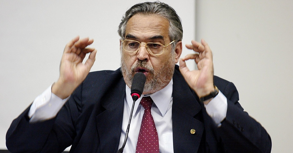 Eurico Miranda, ex-presidente do Vasco (1)