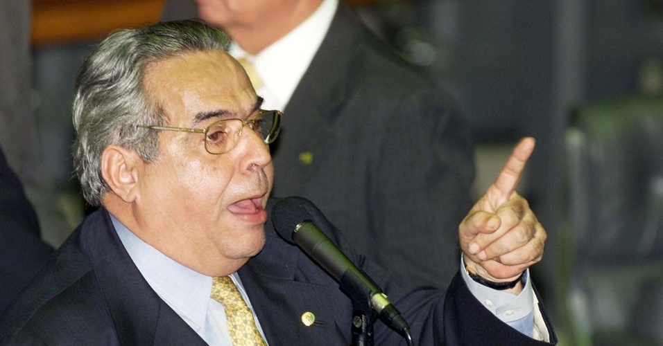 Eurico Miranda, ex-presidente do Vasco (2)