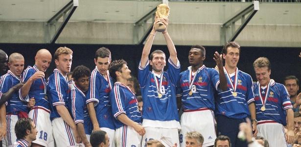 Ex-meia da seleção francesa levantou suspeita sobre resultado da Copa do Mundo de 1998