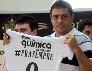 Identificado com o Corinthians e com a cidade, Ronaldo vai compor o comitê paulista para 2014