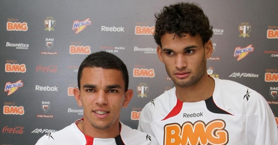 Edson Ramos e Willian José, reforços do São Paulo