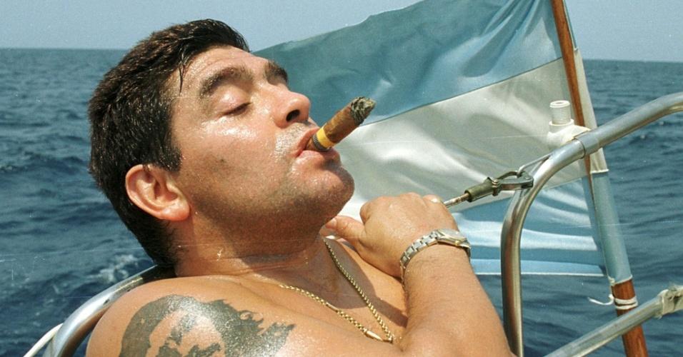 Cura para fumar de uma baixa
