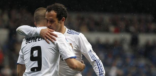 Ricardo Carvalho atuou pelo Real Madrid entre junho de 2010 e junho de 2012