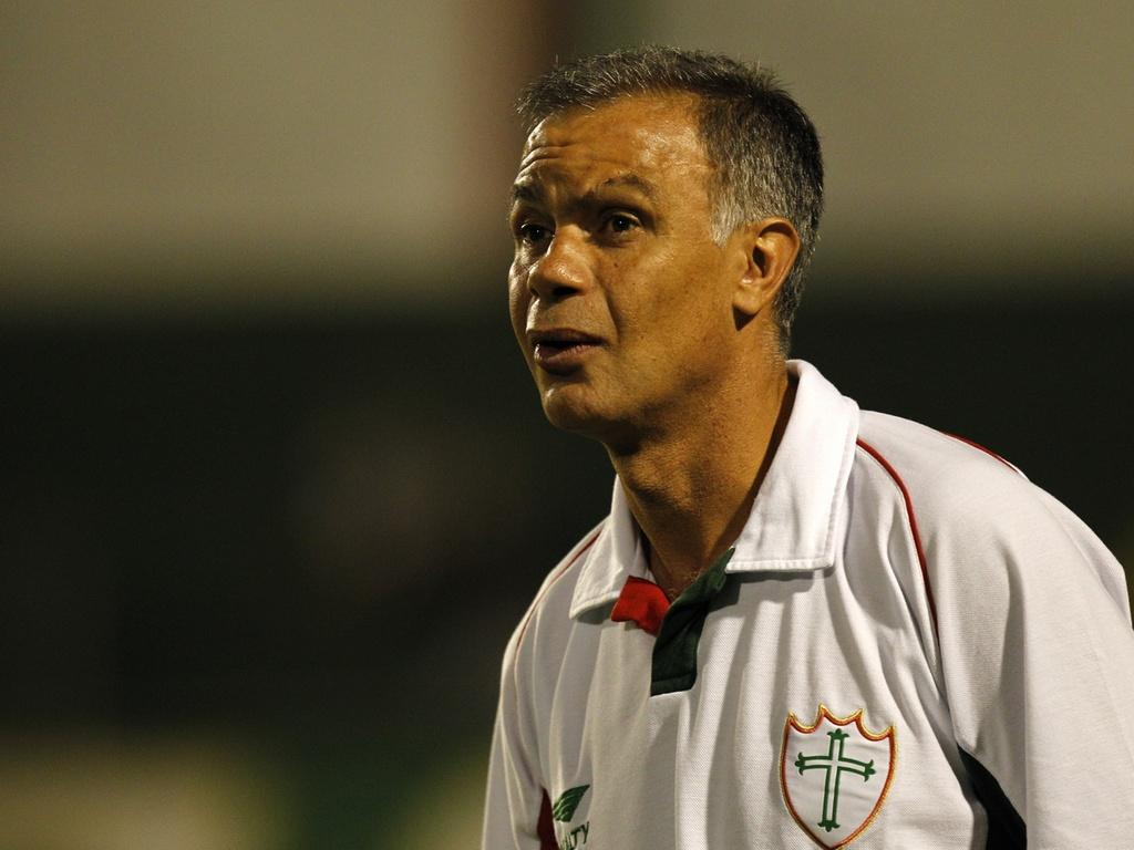 Jorginho estreia no comando da Portuguesa com eliminação diante do Bangu pela Copa do Brasil