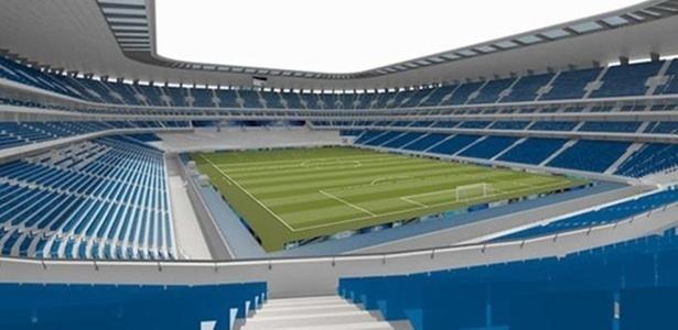 Exclusão da Copa das Confederações de P. Alegre fez CBF voltar os olhos para a Arena