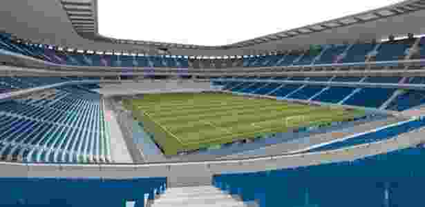 d273b9ef19 Projeto interno da Arena do Grêmio em Porto Alegre