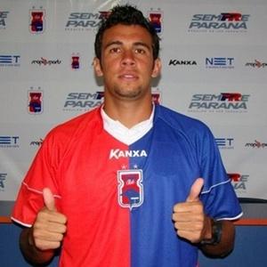 Luciano Castán (foto) é irmão do corintiano Leandro