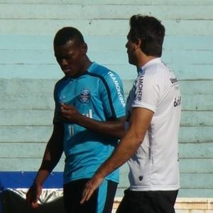 Renato Gaúcho e Paulão conversaram e o jogador foi vendido para o mesmo time em que atua Muriqui