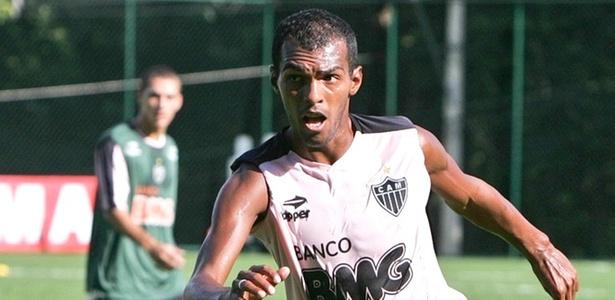 Richarlyson segue confiante no grupo do Atlético-MG