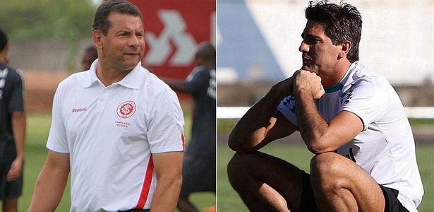 Celso Roth e Renato Gaúcho voltam a ser 'bola de segurança' da dupla Gre-Nal