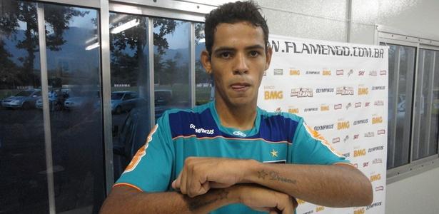 Lorran, ex-volante do Flamengo