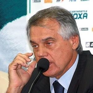 Vilson Ribeiro lamentou a atitude de torcedores do Coritiba contra um menina de 13 anos - Divulgação/Coritiba