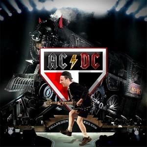 Rogério Ceni vira guitarrista do AC/DC em charge