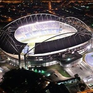 O Engenhão receberá o clássico Fla-Flu, domingo, às 16h, válido pelo Campeonato Brasileiro 2011