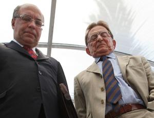 Ataíde Gil Guerreiro e Koff na última audiência no Cade; órgão ainda não oficializou decisão