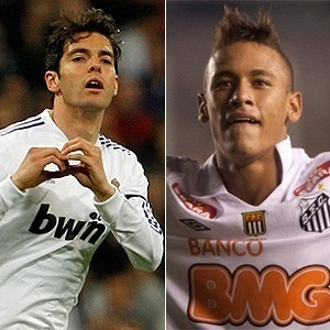 Real Madrid poderia ceder Kaká ao Santos para facilitar contratação de Neymar, segundo jornal