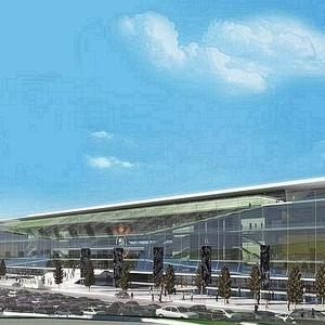 Novas imagens do projeto para construção do estádio do Corinthians em Itaquera