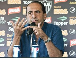 Presidente do Atlético-MG, Alexandre Kalil, que se firmou como último rival político dos dissidentes