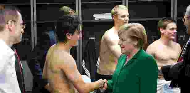 Merkel - Guido Bergmann/Bundesregierung-Pool via Getty Images - Guido Bergmann/Bundesregierung-Pool via Getty Images
