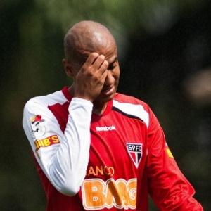 Alex Silva admite receio de eliminação após vitória magra do São Paulo sobre o Avaí na Copa BR