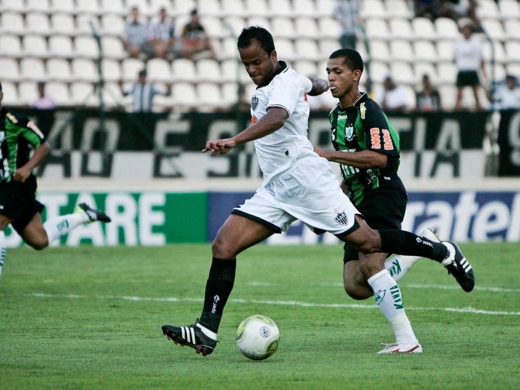 Mancini contra América-MG, pela semifinal do Mineiro (24/04/2011)