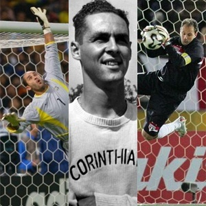 Selo - Qual é o melhor goleiro brasileiro da história