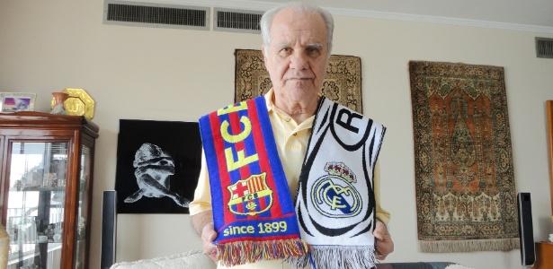 Ex-jogador atuou nos maiores rivais espanhóis - Vinicius Castro/ UOL Esporte