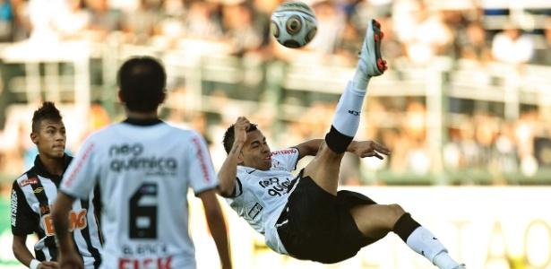 Corinthians e Santos fizeram a final do Paulistão-11 - Eduardo Knapp/Folhapress