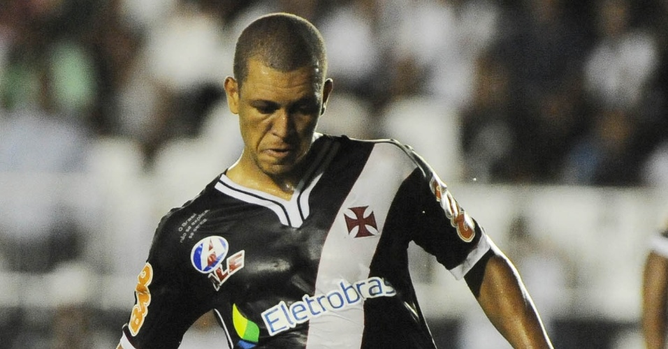 Eduardo Costa em partida do Vasco