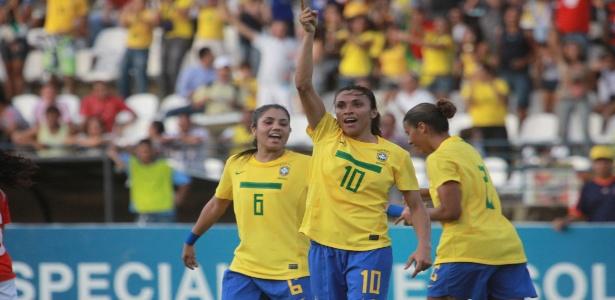 Copa do Mundo feminina começa de olho em supremacia alemã e ... 28a2e48ddec6b