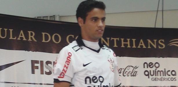 Lateral-direito Weldinho, ex-Corinthians, deverá acertar com o Palmeiras