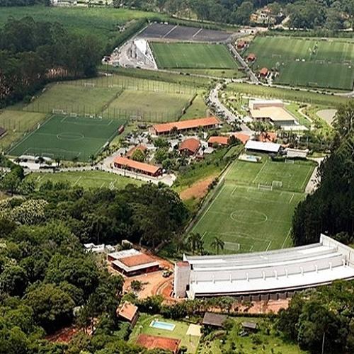 CT da base do São Paulo, em Cotia