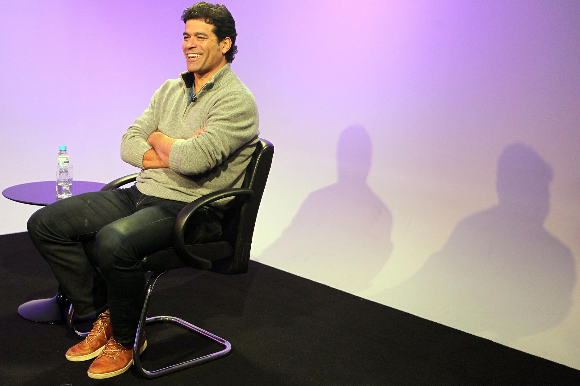 Raí concede entrevista ao UOL Esporte (18/05/2011)