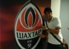Dentinho confirma negociação com o Shakhtar e agradece Corinthians no Twitter